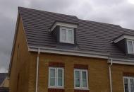 Flat top dormers - Development, Cambridge