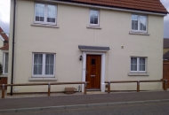 Simple door surrounds can make a great addition to you door frontage