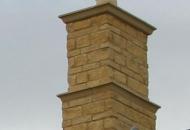 Stone-Chimney