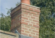 Can be used with a flue